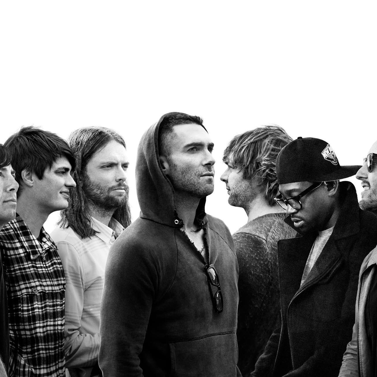 Charitybuzz 2 tickets to see maroon 5 perform live at their lotpage kristyandbryce Image collections