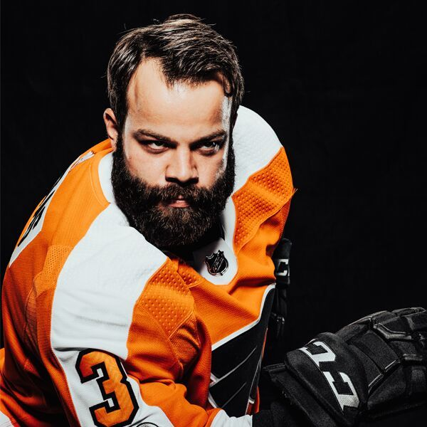 Meet Radko Gudas of the Philadelphia Flyers at the     - Charitybuzz