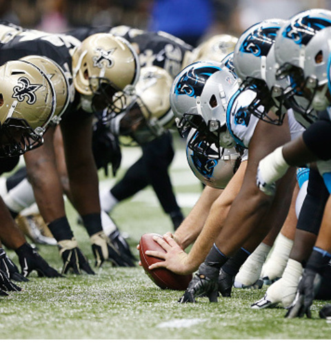 Charitybuzz 4 pre game field media passes and 4 bunker for Mercedes benz superdome parking pass