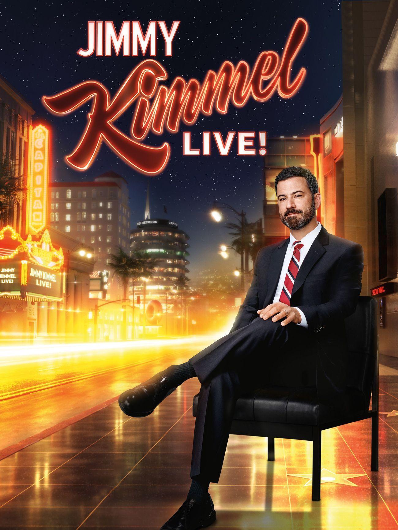 Jimmy Kimmel Live Vip Green Room