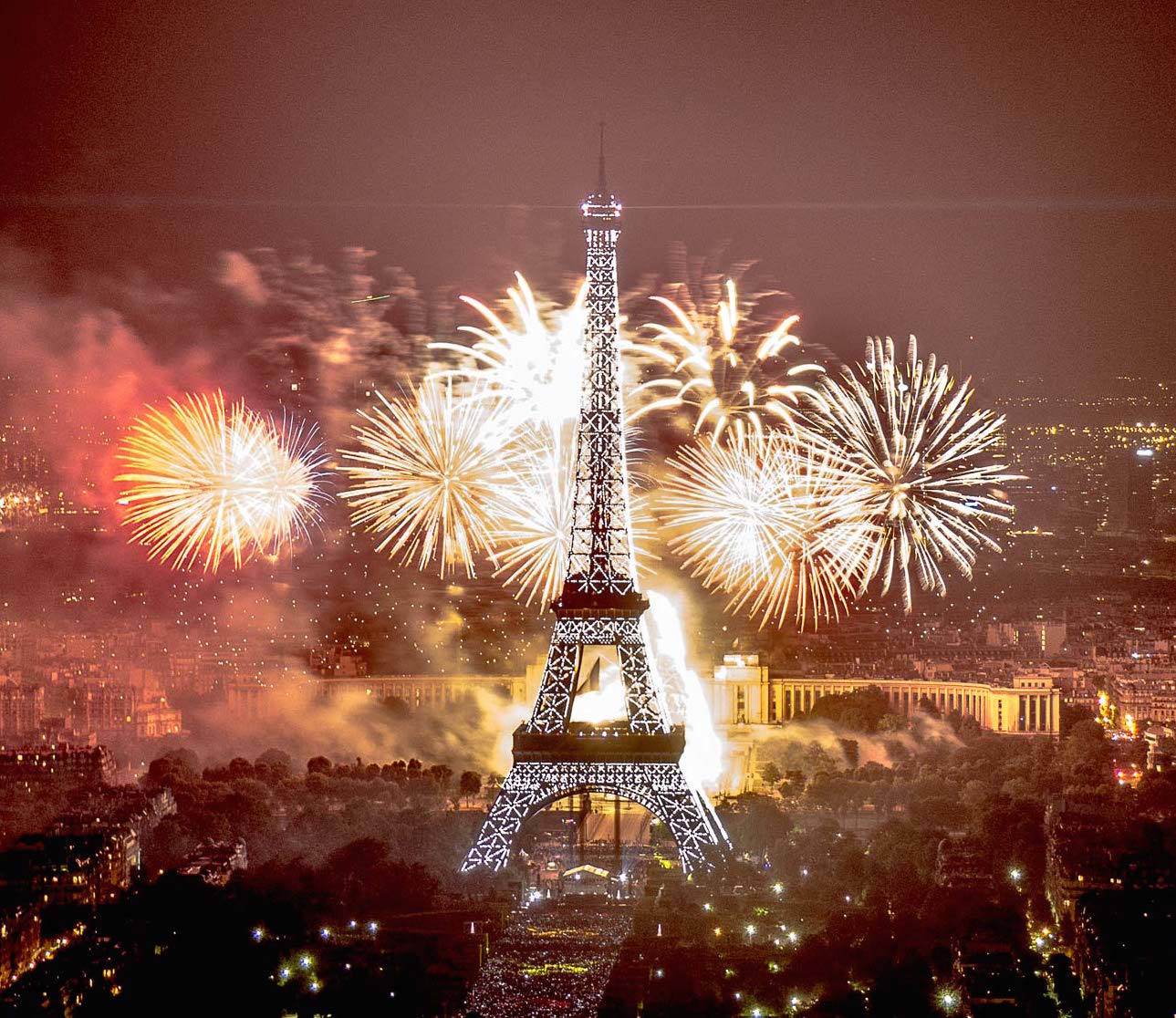 charitybuzz: 4 tickets to the vip bastille day reception on july 14