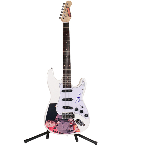 charitybuzz peter frampton signed stratocaster electric guitar lot 1421100. Black Bedroom Furniture Sets. Home Design Ideas
