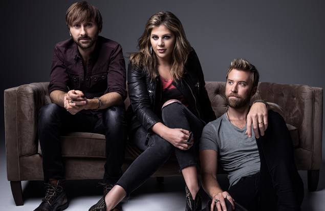 Charitybuzz meet lady antebellum with 2 tickets to the 2018 concert original m4hsunfo