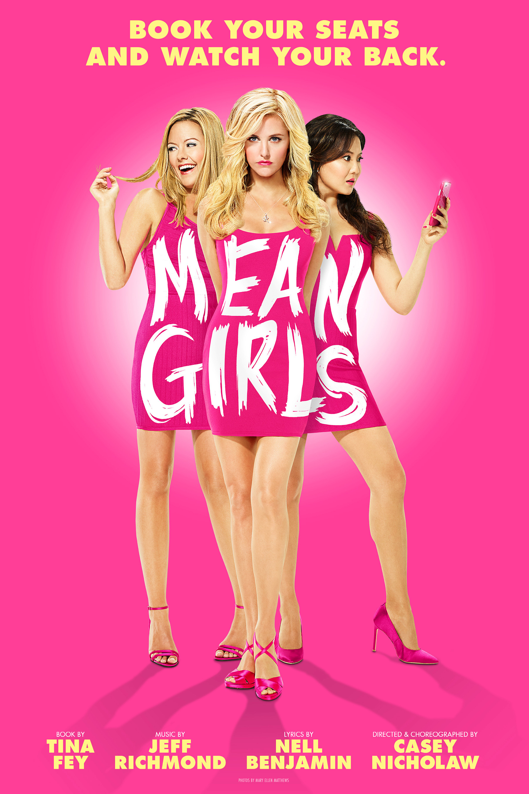 6df6384c5 2 Tickets to Mean Girls on Broadway Plus a Backstage ... - Charitybuzz