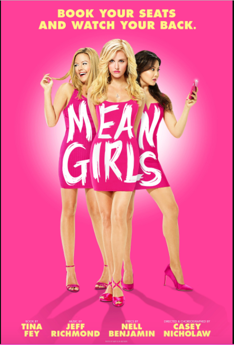 Charitybuzz 2 vip tickets to a performance of mean girls on original m4hsunfo
