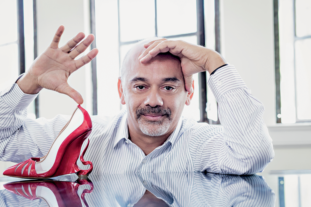 grossiste e1325 5d9fc Join Christian Louboutin for a Tour of His Atelier ... - Charitybuzz