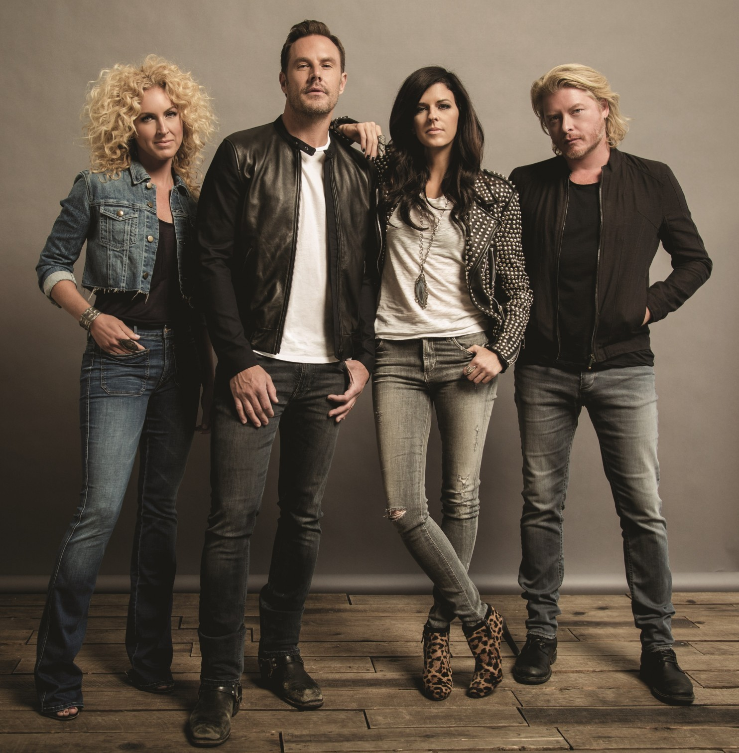 Charitybuzz meet little big town at a 2018 performance lot 1443403 original kristyandbryce Image collections