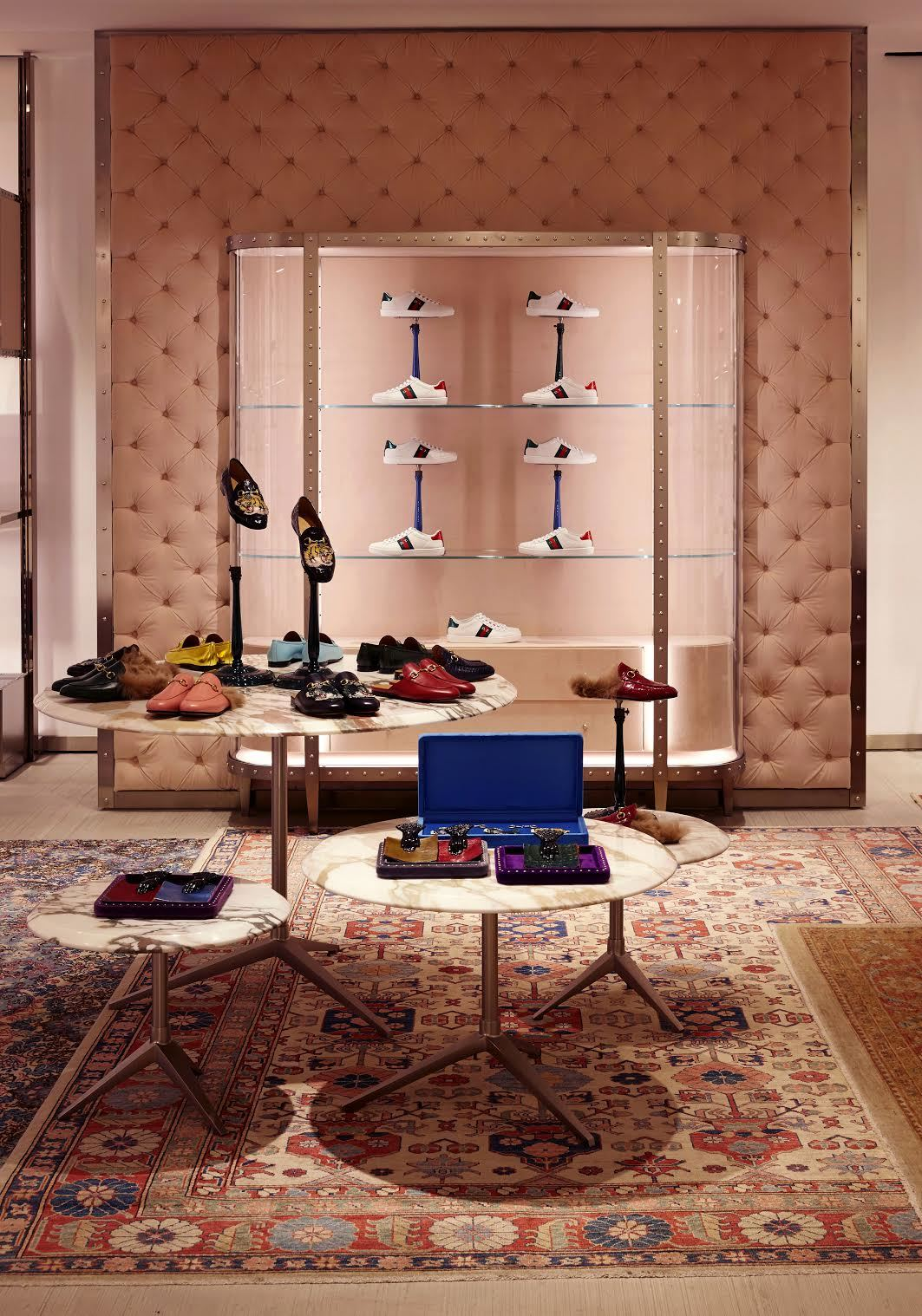 7c4c4648f1 Charitybuzz: Personal Appointment at Gucci's Old Bond Street ...