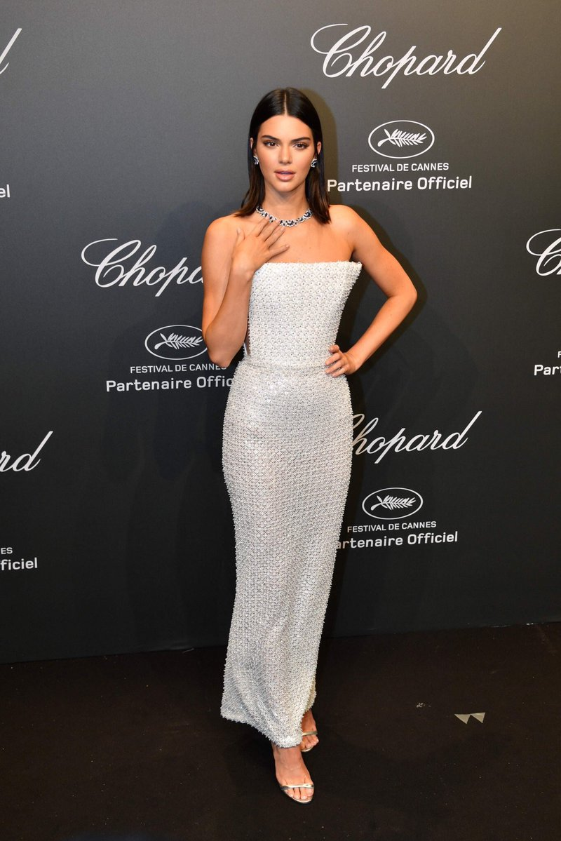 Chopard guests in Cannes