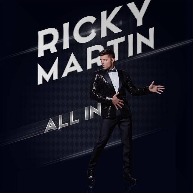 Charitybuzz meet ricky martin with 2 front orchestra tickets to a original m4hsunfo