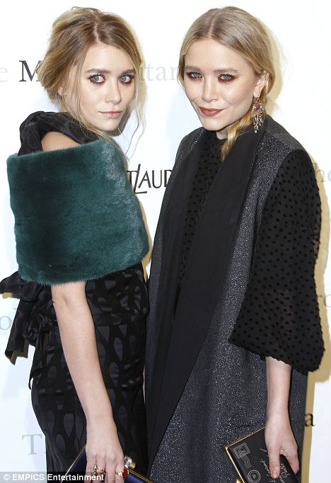 Meet Mary-Kate Olsen and Ashley Olsen at Their NYC Headqu