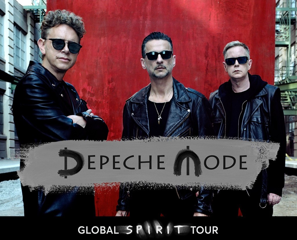 charitybuzz ultimate depeche mode fan package 2 tickets to 2018 glob lot 1504300. Black Bedroom Furniture Sets. Home Design Ideas