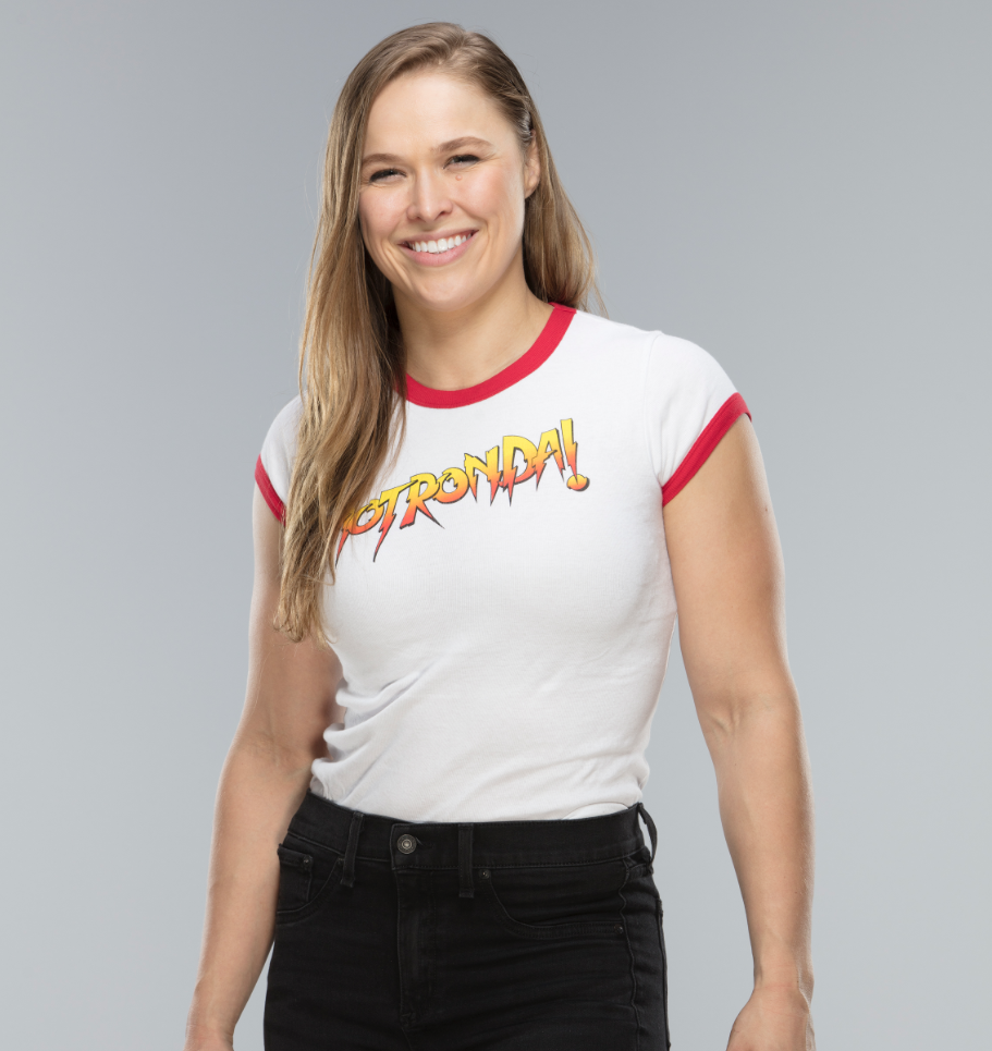 Charitybuzz meet wwe superstar ronda rousey with 2 tickets to a wwe original m4hsunfo