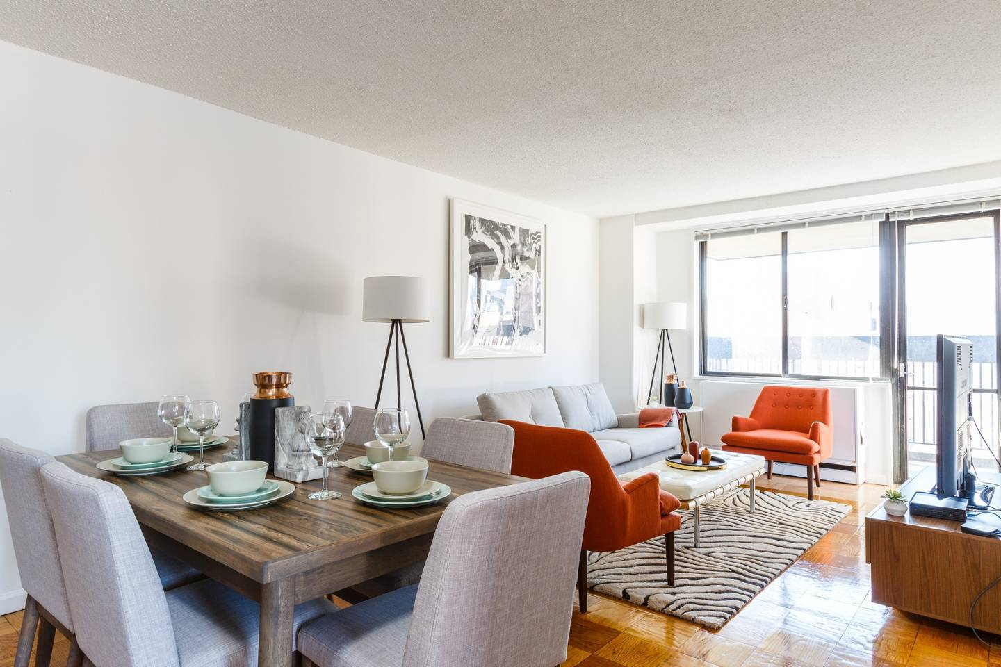 Charitybuzz 4 night stay in a 3 bedroom prime new york - 3 bedroom apartments in new york city ...
