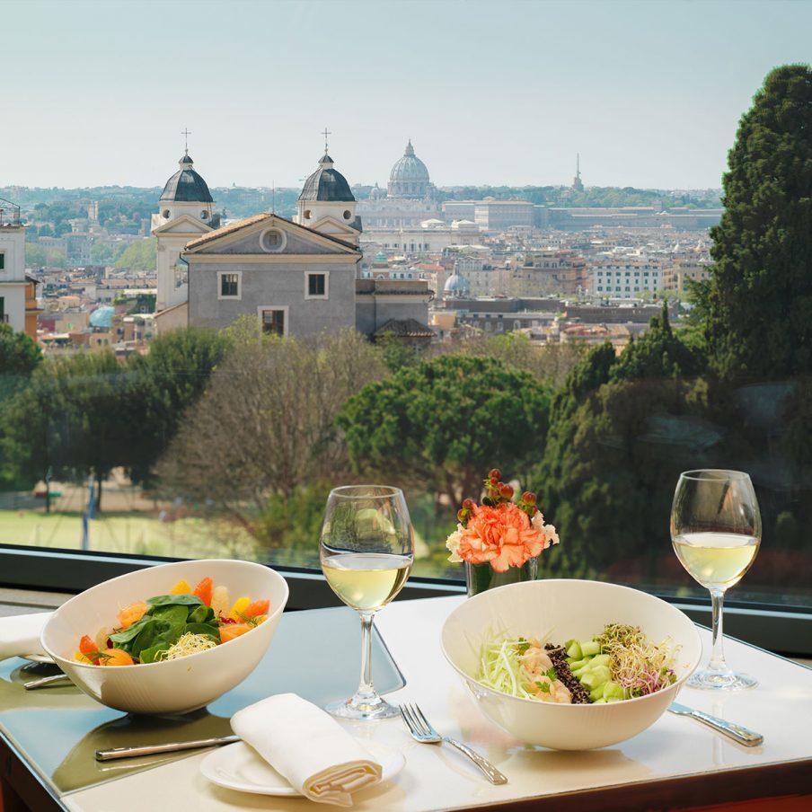 Eden Resort Suites: Charitybuzz: 2 Nights At The Hotel Eden Rome