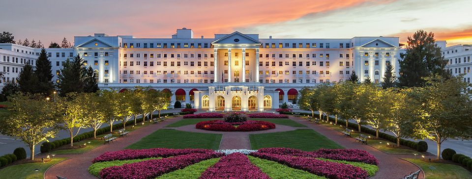 2-Night Stay at The Greenbrier Resort in West     - Charitybuzz