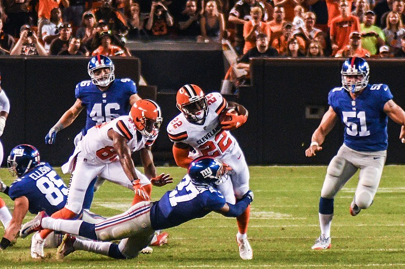 e68814280cc Meet the Players with 2 Tickets to the New York Giants vs ... - Charitybuzz