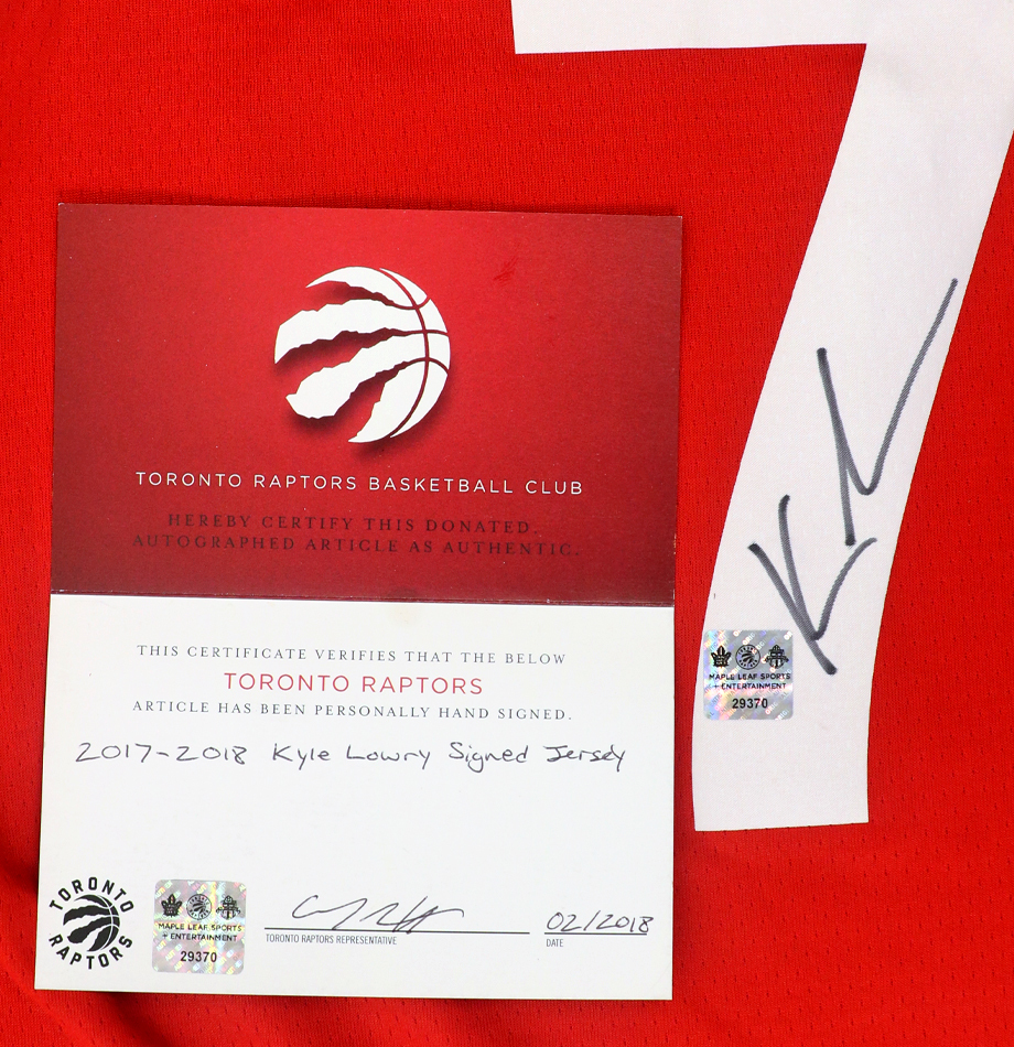 reputable site efac5 387e0 Charitybuzz: Toronto Raptors Exclusive VIP Access &amp ...