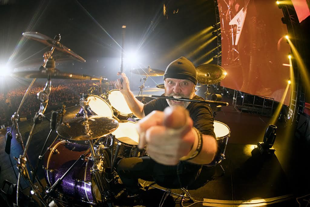 Meet Lars Ulrich with 2 VIP Tickets to the Metallica Conc