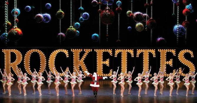 Rockettes Christmas Spectacular.2 Tickets To The Radio City Rockettes Christmas Charitybuzz