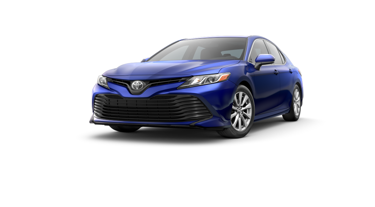 Charitybuzz 2018 Toyota Camry Le In The Color Of Your Choice Lot