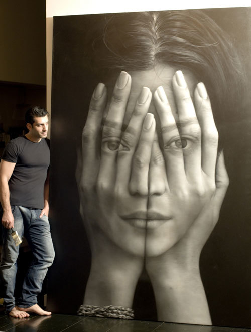 Meet Tigran Tsitoghdzyan at his NYC Studio & Receive... - Lot 1683900
