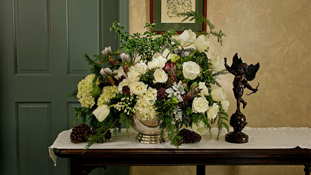Charitybuzz A Year Of Flowers By Seasons A Floral Design Studio Lot 1692403