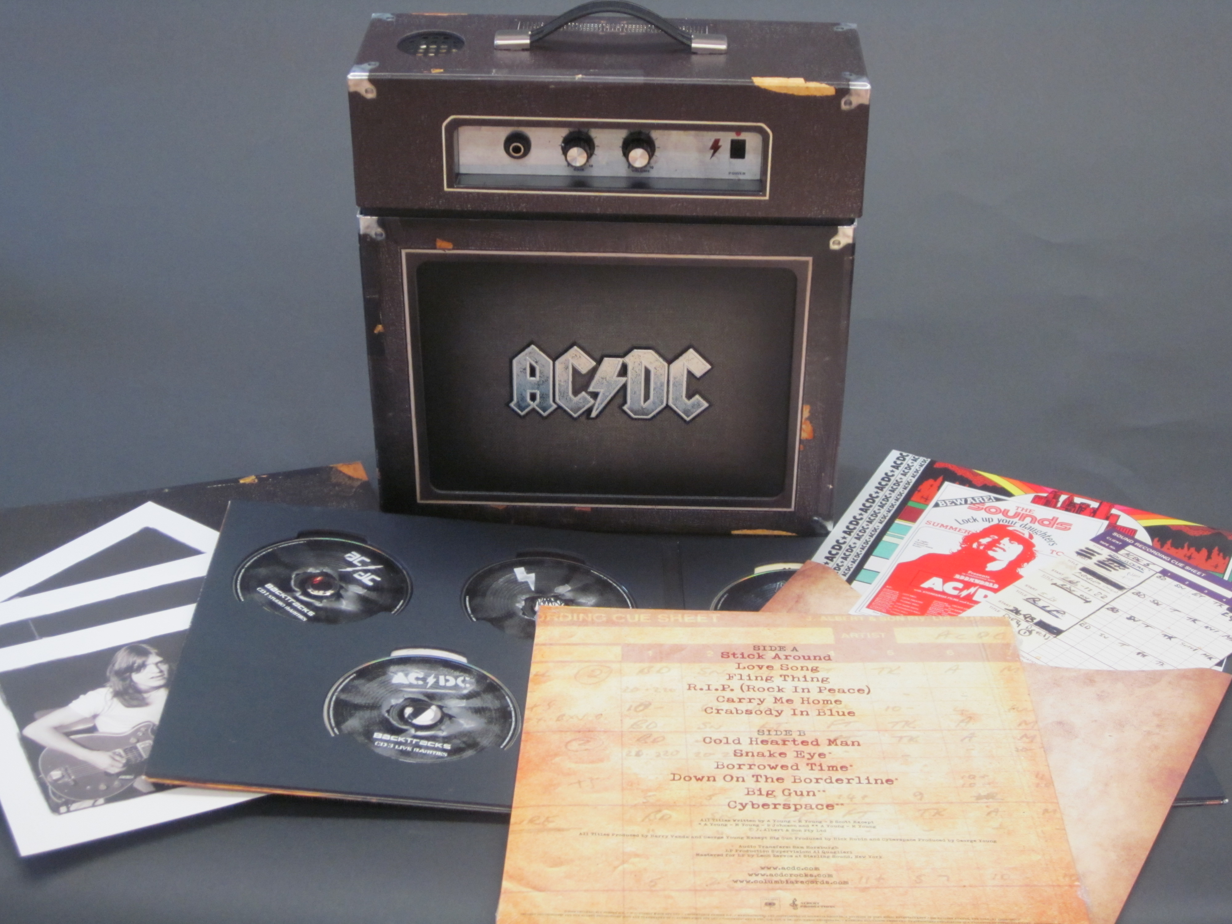 charitybuzz ac dc backtracks collector 39 s edition deluxe box set lot 266051. Black Bedroom Furniture Sets. Home Design Ideas