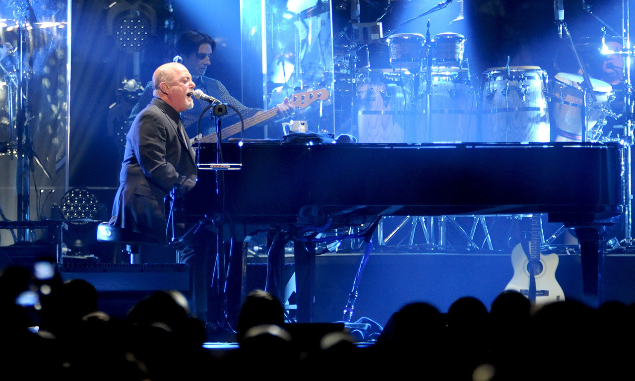 Charitybuzz 4 tickets to see billy joel on march 21 at - Billy joel madison square garden february 21 ...