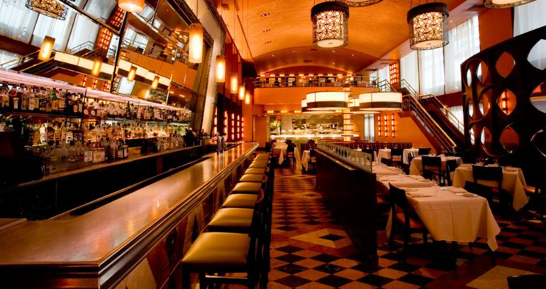 charitybuzz enjoy dinner for 6 at bobby flay 39 s bar. Black Bedroom Furniture Sets. Home Design Ideas