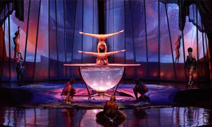 Zumanity Theater, Las Vegas, NV - Cirque Du Soleil