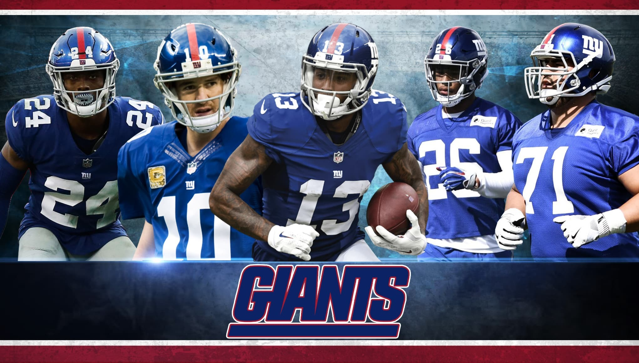 c3f568e58f8 Charitybuzz: 2 Tickets to a 2019 New York Giants Game & Tour ...