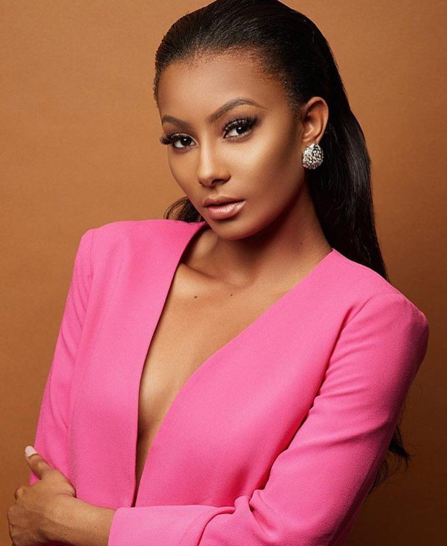 Meet Miss Universe Curaçao, Akisha Albert, in     - Charitybuzz