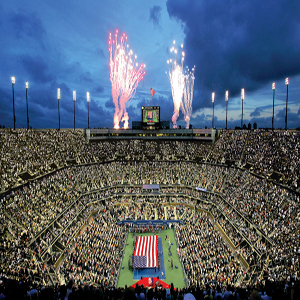 Charitybuzz 2 tickets to the us open with access to for Mercedes benz us open