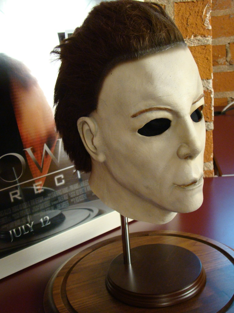 Charitybuzz: CLOSES TODAY! Authentic Screen-Used Michael Myers ...