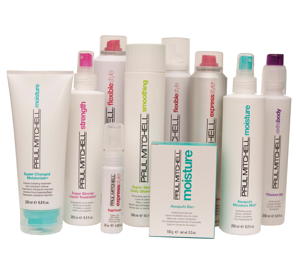 salon hair styling products charitybuzz pamper yourself with paul mitchell hair 3106