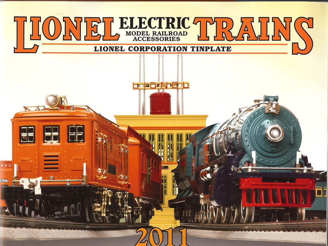 Lionel trains dating