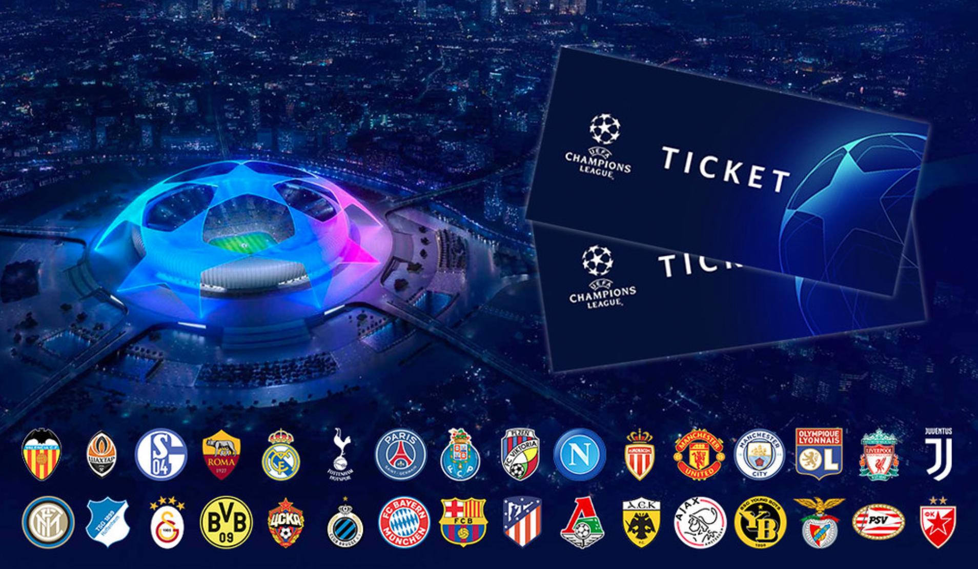 Champions League Finale 2021 Tickets Preise