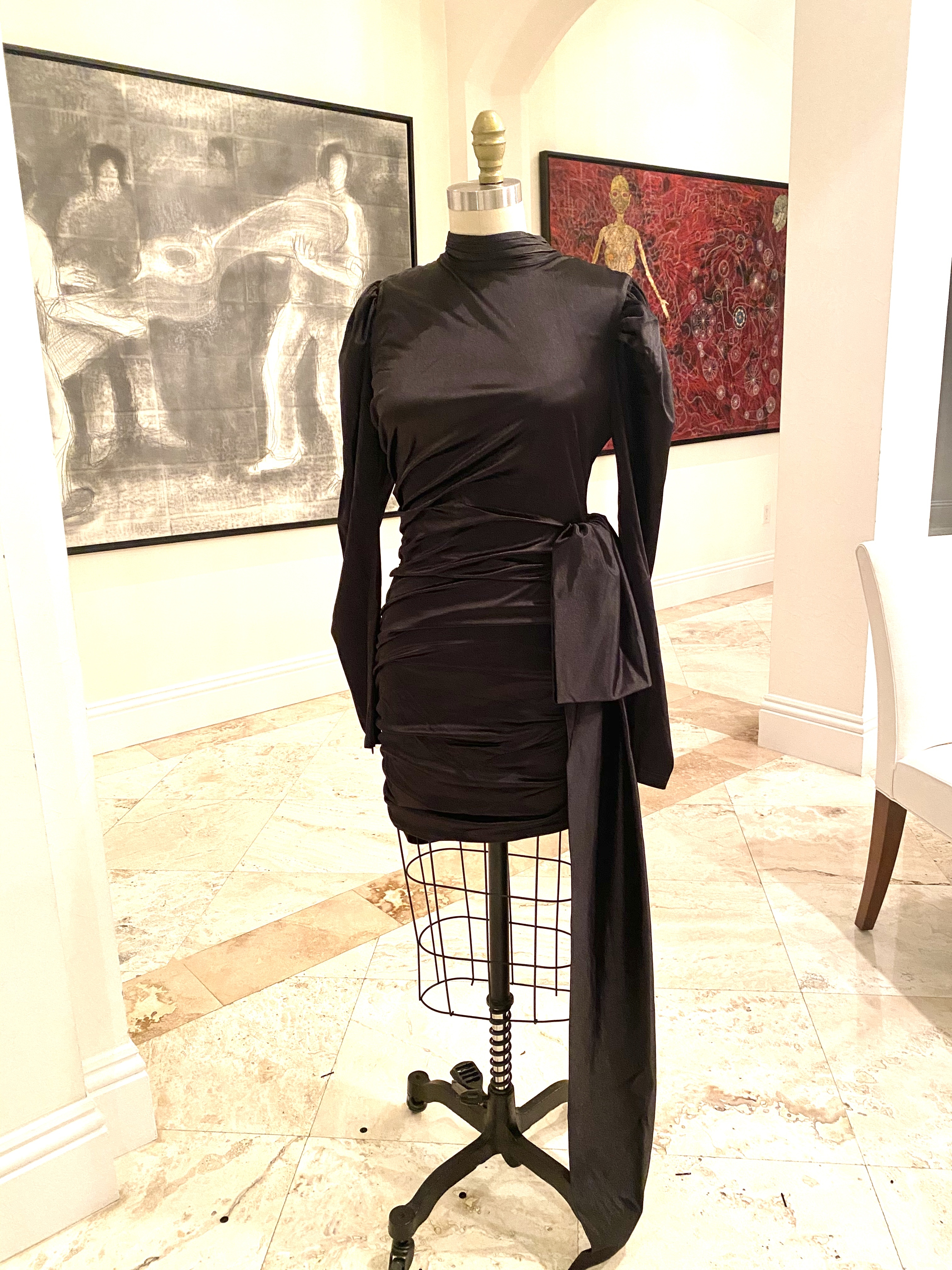 Charitybuzz Sonja Morgan S Real Housewives Of New York Worn Dress Lot 2044510