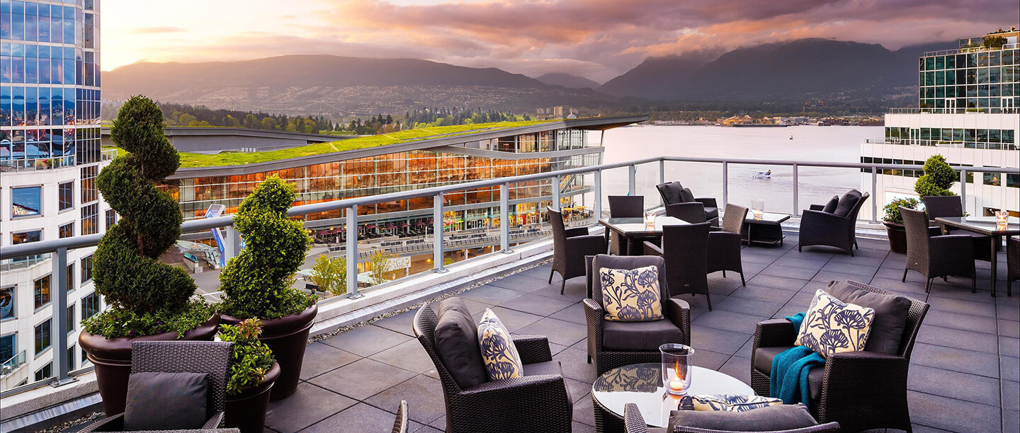 Charitybuzz 2 Night Stay At Luxury Fairmont Waterfront Vancouver Bc Lot 2096306