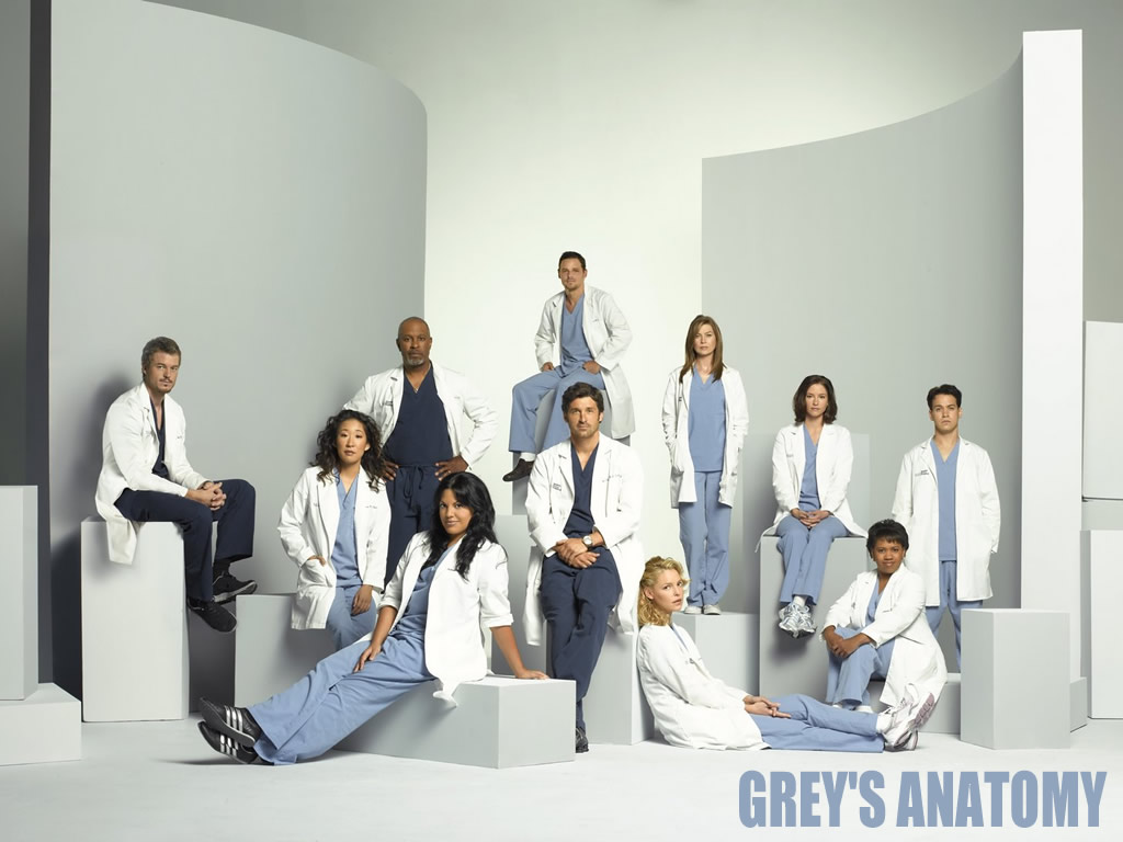 Charitybuzz: Get This Signed Script from Grey\'s Anatomy - Lot 284413