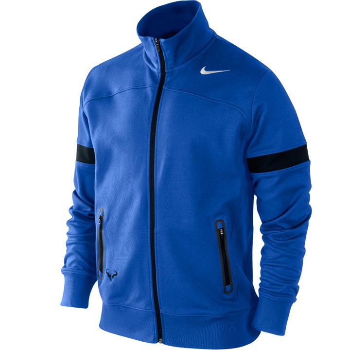 Charitybuzz Rafael Nadal Autographed Men S Nike Jacket Lot 2728155