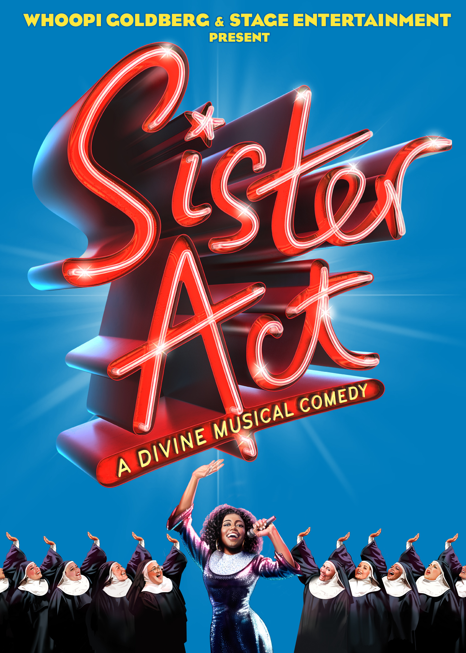 Charitybuzz 2 Tickets To Sister Act On Broadway Plus