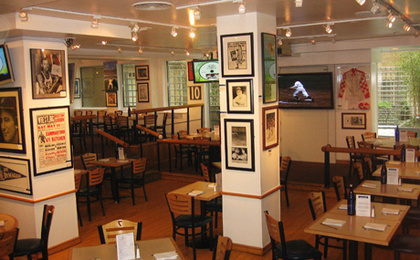 Mickey Mantle S Restaurant And Sports Bar Signed Photo