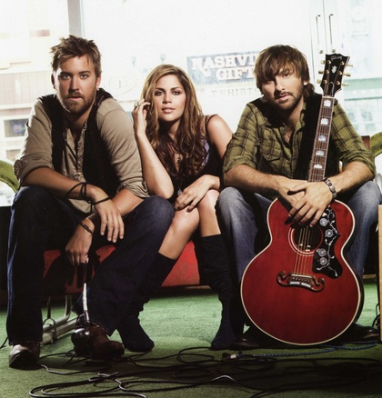 Charitybuzz meet lady antebellum with 2 tickets to an upcoming detail m4hsunfo
