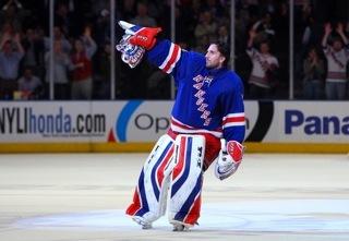 Charitybuzz Meet New York Rangers Goalie Henrik Lundqvist With 4