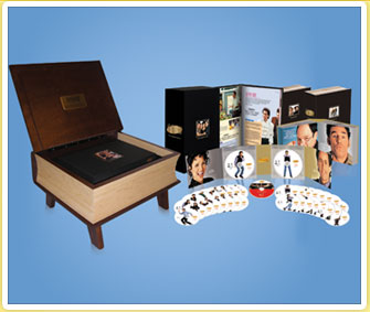 Charitybuzz Jerry Seinfeld Autographed and Limited Coffee Table