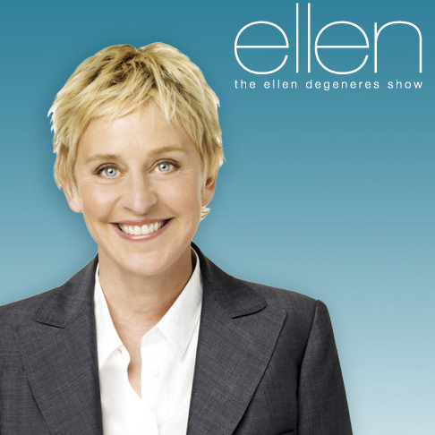 Charitybuzz 4 premium tickets to a live taping of the ellen degeneres lot 308510 - Ellen show live ...