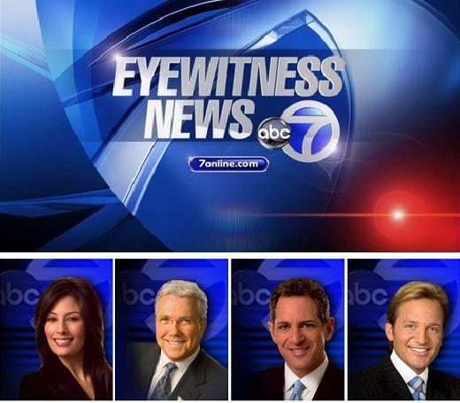 Charitybuzz: Meet the Reporters of WABC's