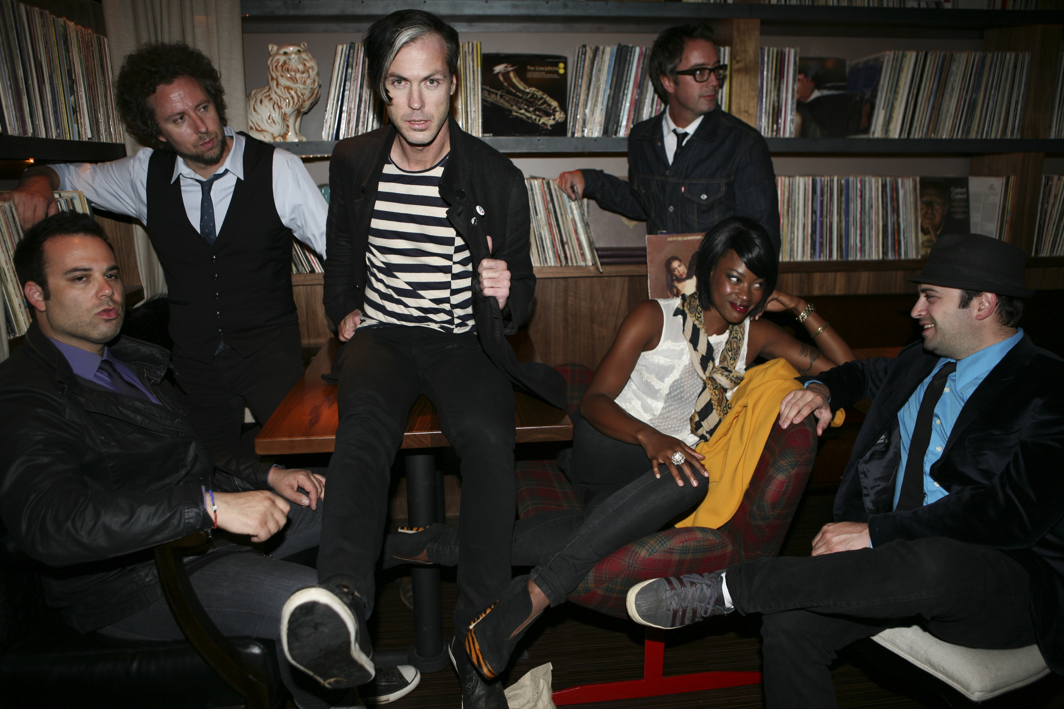 fitz and the tantrums singers dating models